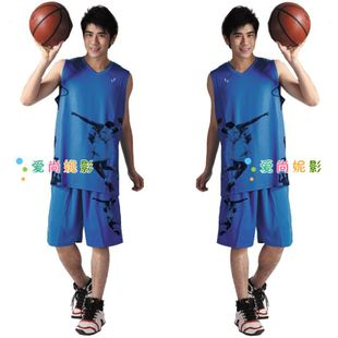 New suit basketball game slam dunk basketball clothing clothing clothing men's basketball basketball clothes training suit lining