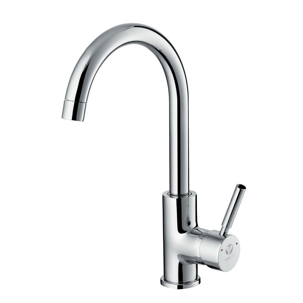 银圣王新款厨卫冷热水厨房龙头  厨房龙头洗菜盆浴室台上盆龙头