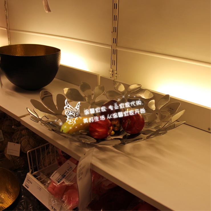 Органайзер Уютный IKEA ИКЕА Стокгольм чаши чаши покупки бесплатно электронной почты из декоративной нержавеющей стали