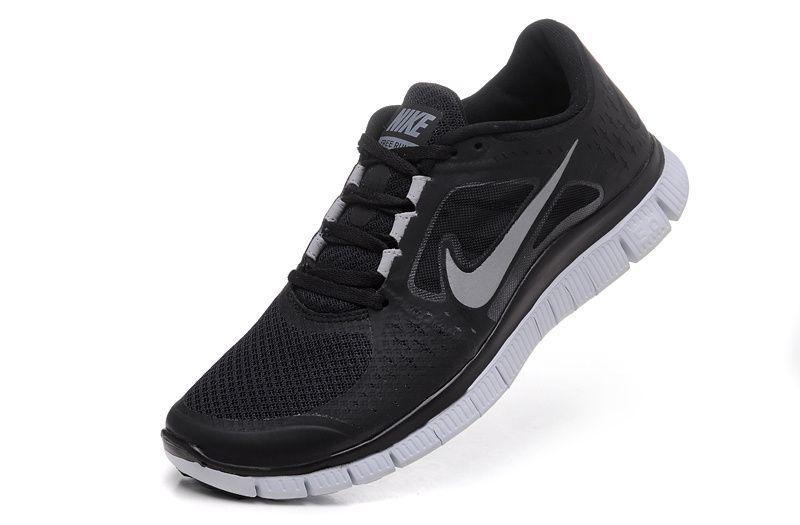 Кроссовки Nike 510642/004 Free 510642-002 Мужская Осень 2012 Сетка