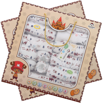 Luxury Duplex baby gift newborn baby gift box baby gift sets baby gift clothing cotton