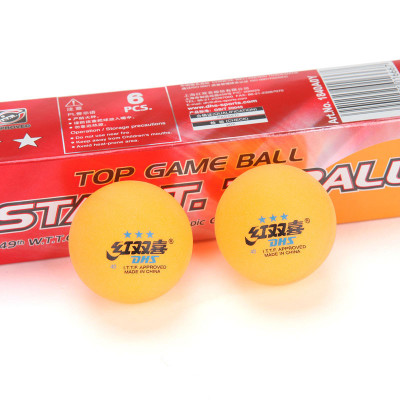 Genuine Samsung DHS 3 star table tennis match ball Pingqiu international competition dedicated elasticity superior