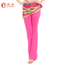 Vatican shu new model on sale belly dance costumes practice serving plus-size pants pants K144 (excluding waist chain)