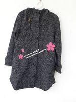 2013秋冬大牌欧美风英伦潮宽松显瘦极简加厚连帽羊毛呢大衣外套女