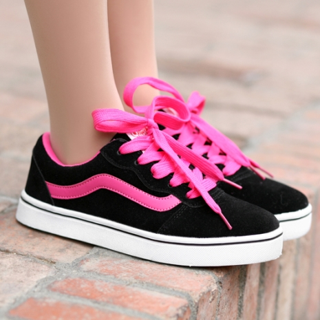Spring 2014 Korean version of the new skateboard shoes, casual shoes tide shoes sneakers running shoes student hip-hop shoes