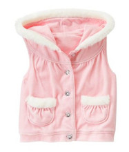 the authentic spot gymboree gymboree fairies dream cute vest 2-3 years