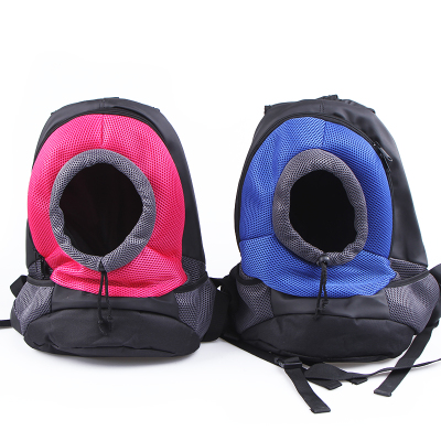 Carrying out the dog backpack shoulder bag bag chest pack Teddy VIP pet supplies bags Post