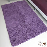 DQE Di its Seoul bedroom floor mats can be water washed away colored silky slip mats