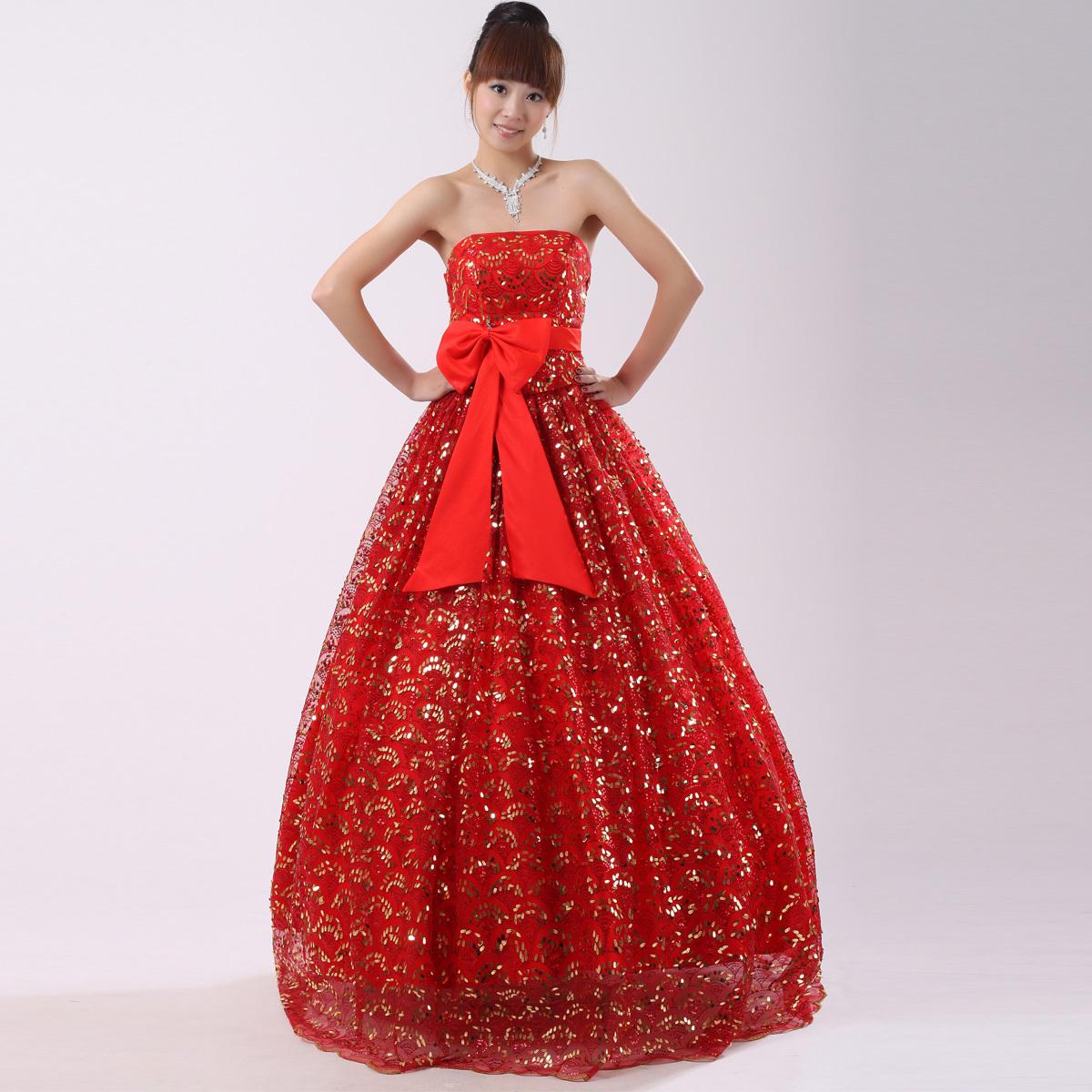 Свадебное платье Love me, the bride HS25 2012 Кружево Принцесса с кринолином Корейский