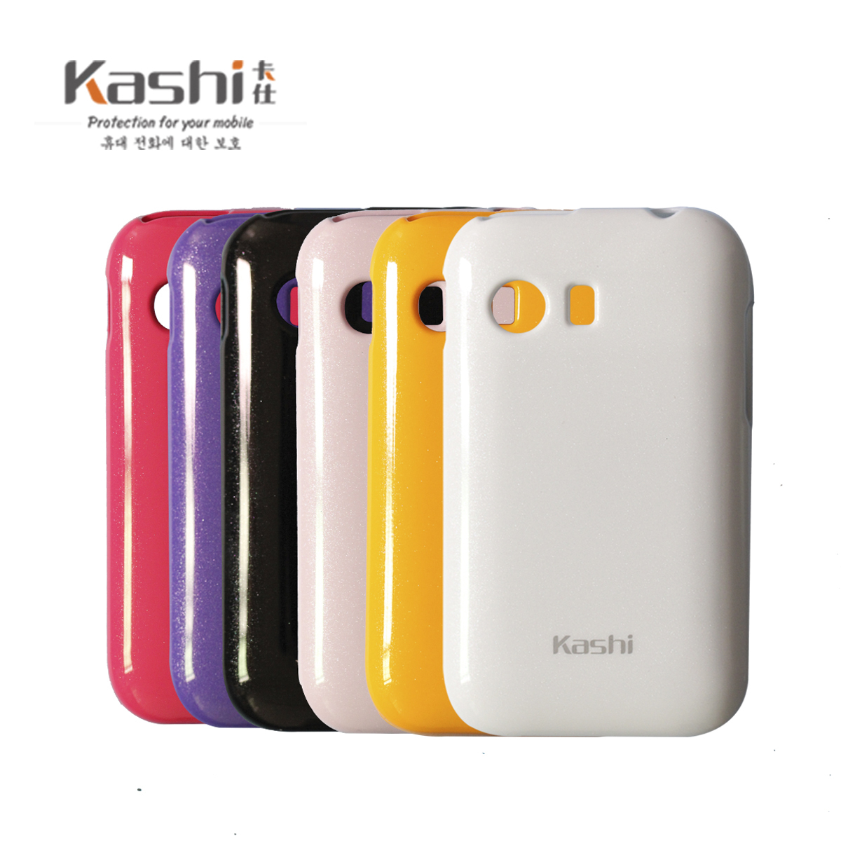 Чехлы, Накладки для телефонов, КПК Kashi kashi Kashi Samsung/S5360 Японский и южнокорейский стили