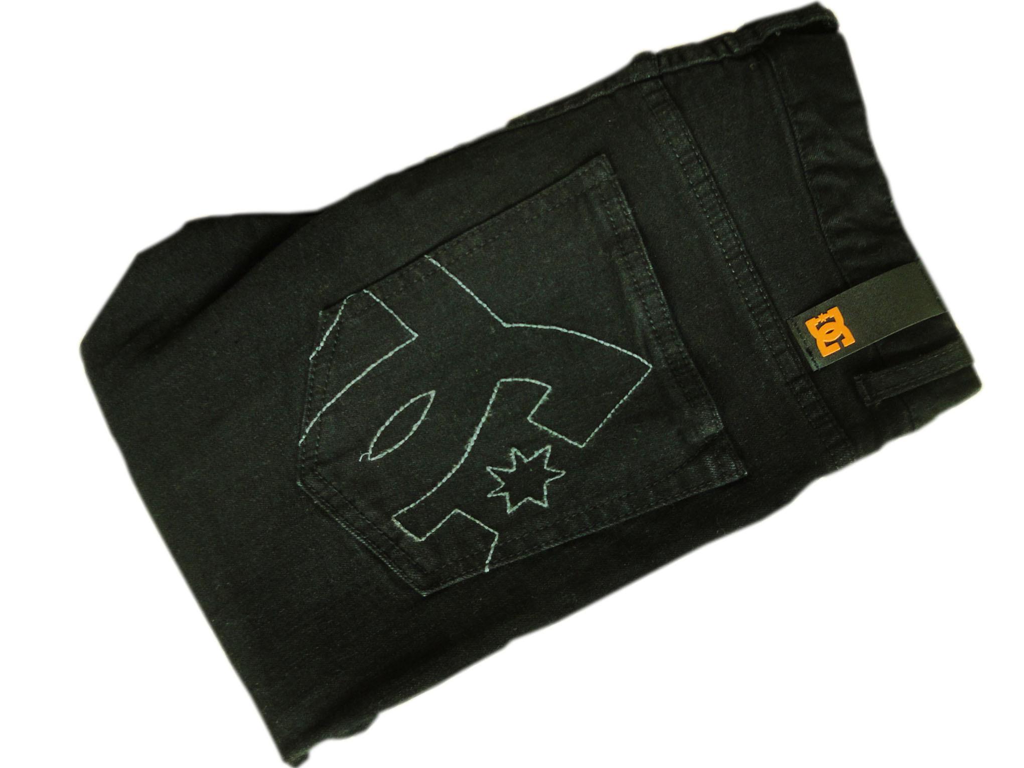 Джинсы мужские DC Широкие Классическая джинсовая ткань