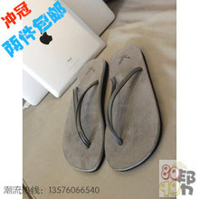 Summer new composite bottom eagle 3938 4241 daily 3736444340 han edition men's shoes gentleman thong slippers