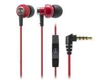Audio-Technica 铁三角 ATH-CK400i iPod/iPhone 入耳式耳机