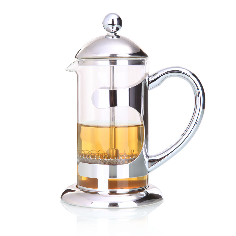 Заварочный чайник Annshop bl02001 Из стекла Жаропрочное стекло
