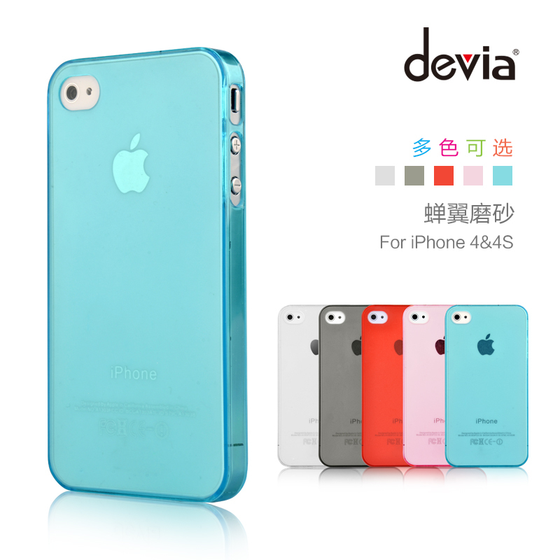Apple чехол Devia APPLE Iphone 4S