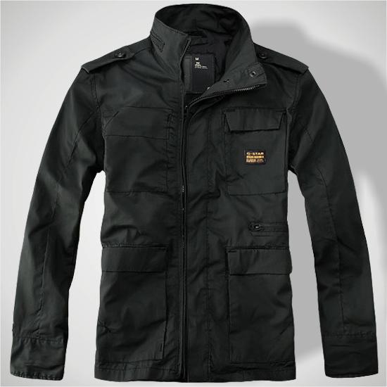 Куртка G/sta * 000145 59 2011 Хлопок Молния Короткая (до пояса и выше) Облегающий покрой