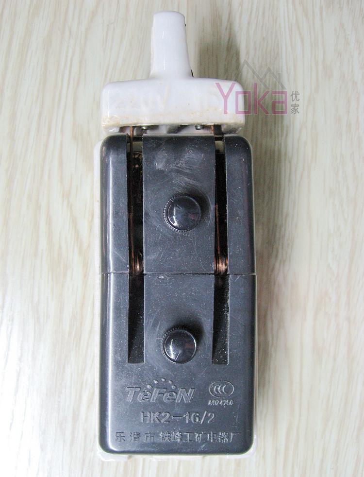 Выключатель Tiefeng  HK2
