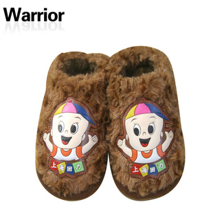 A special offer quality goods back to Shanghai children's cotton padded boots warm slippers snow padded boots for 10 yuan