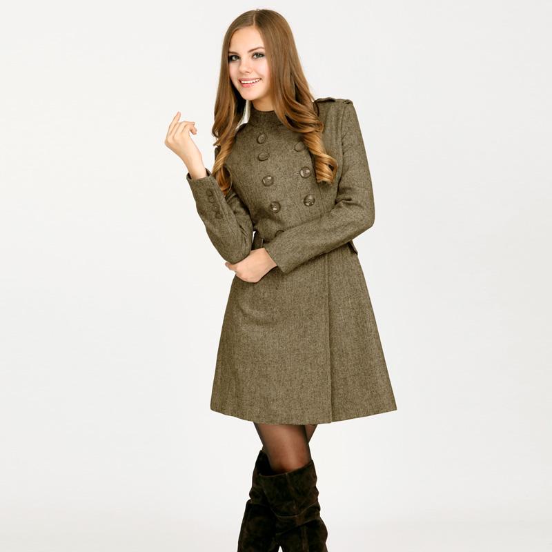 женское пальто Fourma 2952631 13502 Fourma
