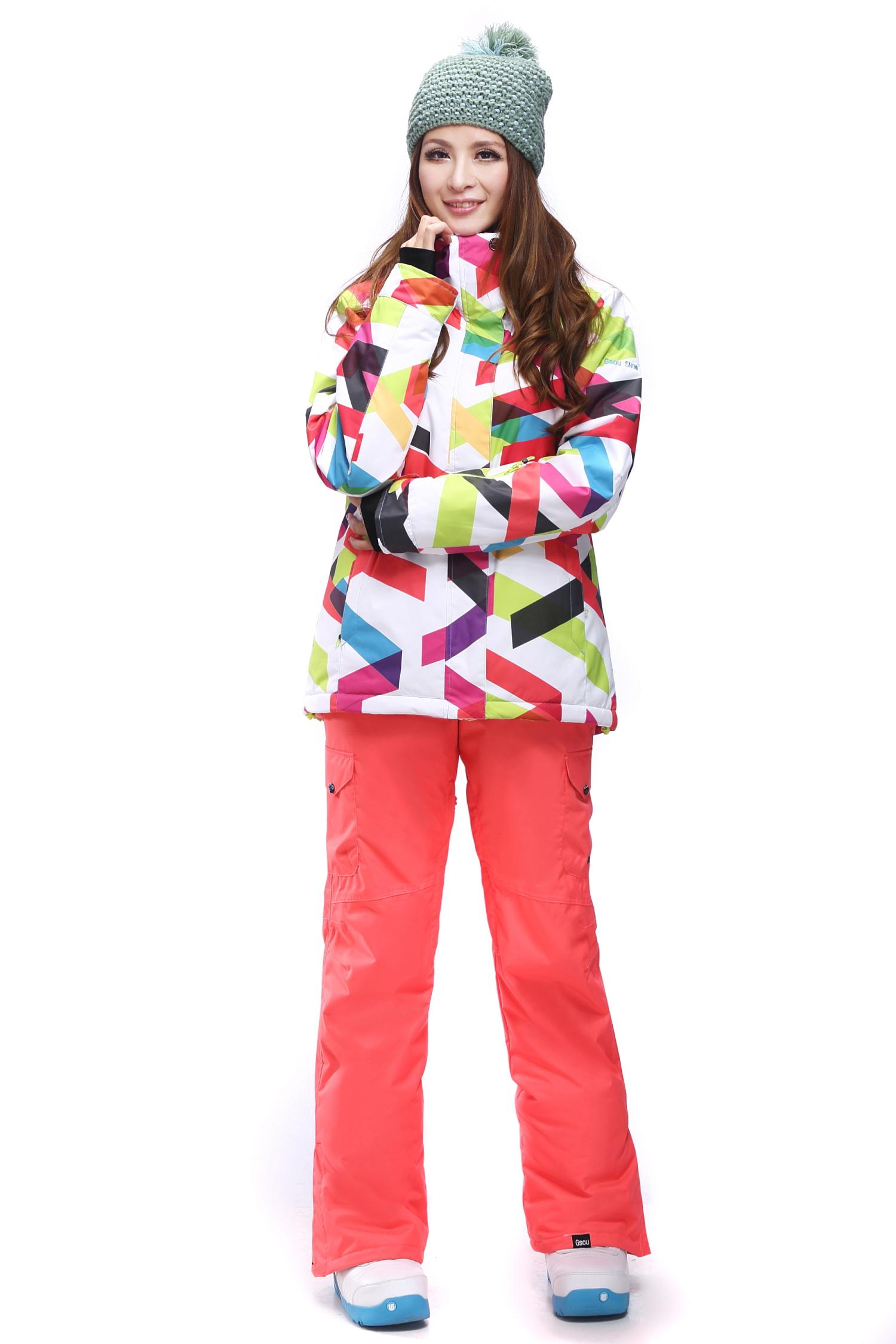 Модные Лыжные Костюмы Женские С Доставкой