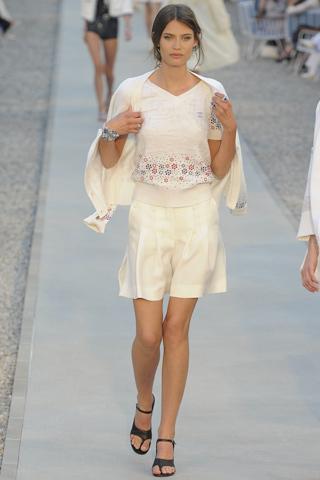 Свитер женский Лимон прямых иностранных * продажа! 2012 Маленькие цветки Chanel белый кашемировый рубашка с короткими рукавами Тонкая овечья шерсть