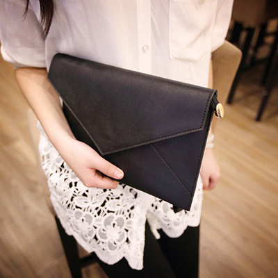 2014 winter new Korean version of the retro handbag shoulder chain bag envelope clutch bag Messenger packet tide shipping