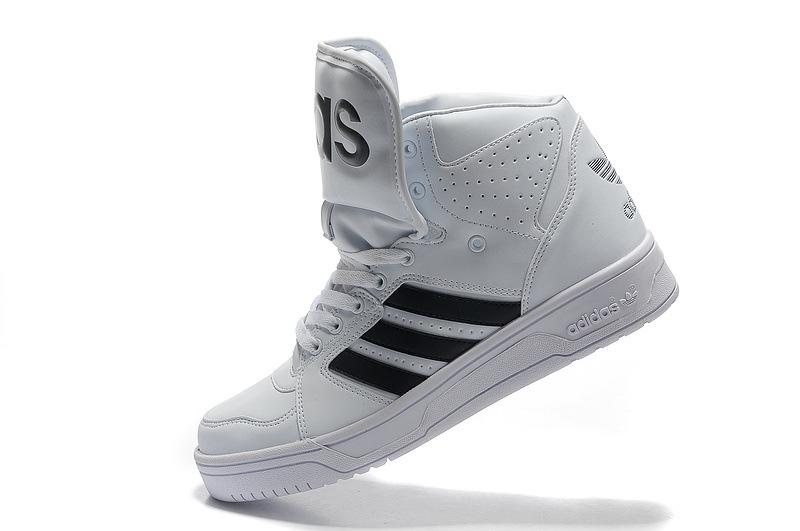 Ботинки мужские Adidas 1 Для отдыха Квадратный носок Верхний слой из натуральной кожи
