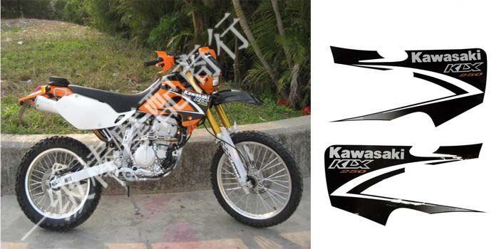 Квадроцикл   KAWASAKI KLX250