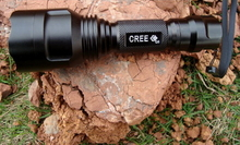 U2 CREE XML T6 Q5 XPL L2 shenhuo C10 shell riding hunting yellow light torch