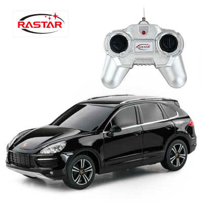 Star Cars Porsche Cayenne 1:24 electric remote control car remote control car model children's toys gift