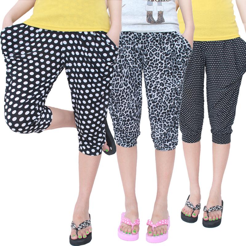 Женские брюки Inergy clothing 2012 Брюки чуть выше щиколотки Галифе Повседневный Тонкая модель