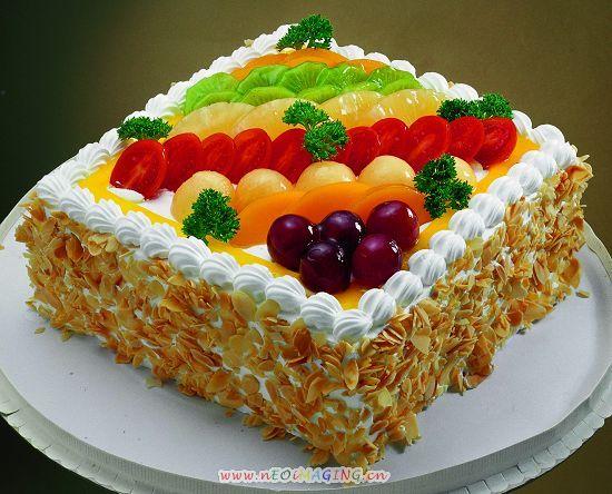 西安米旗蛋糕店地址_西安米旗果粹倾城 蛋糕 8寸 10寸 12寸 订购电话13891857264