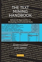 【预订】The Text Mining Handbook: Advanced Approaches in