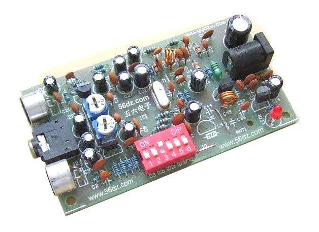 FM-модулятор Fifty/six electronic  BH1417F