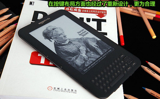 Электронная книга Amazon  Kindle Wifi