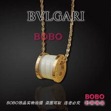 Envío gratis Bvlgari Bvlgari collar de primavera contra la versión de la entrega del más alto nivel de la nueva novia 01:01