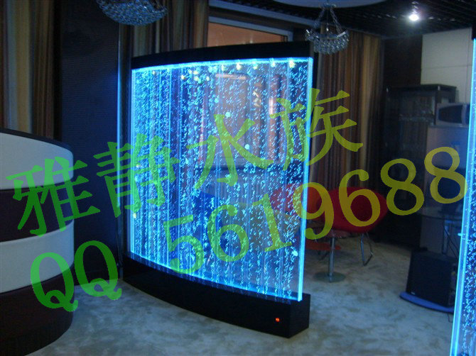 water lamp partition are home furnishing aquarium fishes. Black Bedroom Furniture Sets. Home Design Ideas