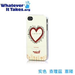 WIT 名人系列iPhone4S手机彩壳 Whatever It Takes