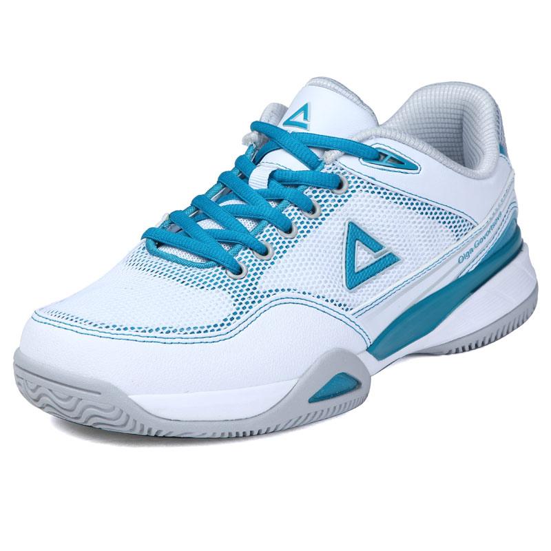热销爆款 匹克PEAK 正品 新品特价 男款式运动透气网球鞋 E11497C