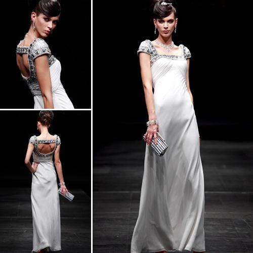 Вечернее платье 82860 2012