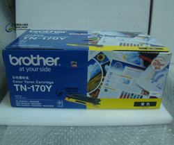 原装正品 兄弟TN-170Y粉盒 BROTHER HL4040CN HL4050CDN墨粉盒
