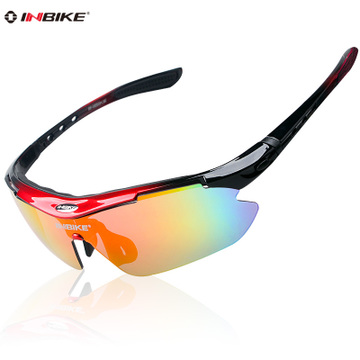 INBIKE 619 bicycle riding glasses polarized glasses male and female models outdoor sports glasses frame myopia
