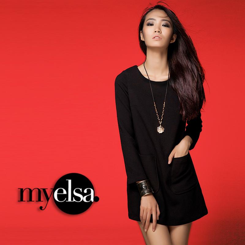 Женское платье Myelsa lq1230507y Осень 2012 Разные