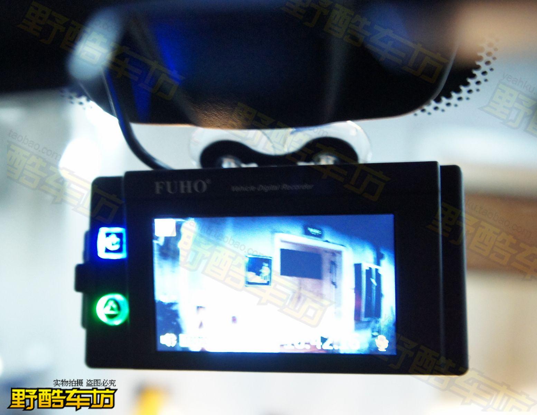 Видеорегистратор FUHO  Papago CDR E22