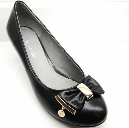 新款回馈价【吉尔达专卖】2011加大码女鞋 牛皮 单鞋 11618-1