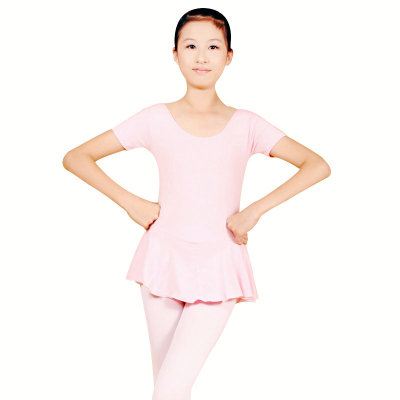 Falling redrain flagship ballet dance clothes children overalls children's dance skirt dress veil