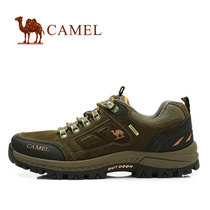 [] camel outdoor shoes camel explosion models fall popular hiking shoes breathable shoes slip wear hiking shoes