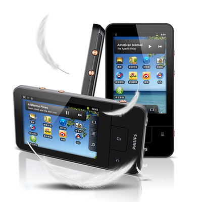 Philips / Philips SA3CNT08K C3 8G Tablet PC WIFI Bluetooth 3.2 inch mp4 player