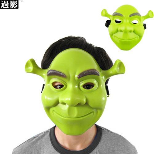 Маска карнавальная Апреля Fool's день Специальный фильм тему маски Хэллоуин костюм партии маска бар поставляет Шрек