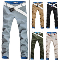 JVR long pants for the fall of 2012 new style mens fashion self people straight casual men